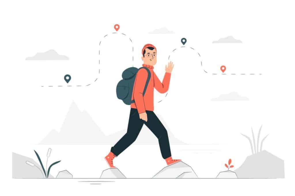 Abdeckung der Search Journey bei einem SEO-Konzept